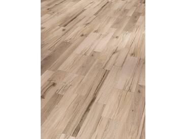 PARADOR Vinyllaminat »Basic, Eiche Variant geschliffen«, braun, 1 Paket (2,38 m²), braun