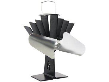 El Fuego EL FUEGO Ventilator »AY 494«, für Kaminöfen, schwarz, schwarz