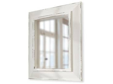 Loberon Spiegel »Reed«, weiß, weiß