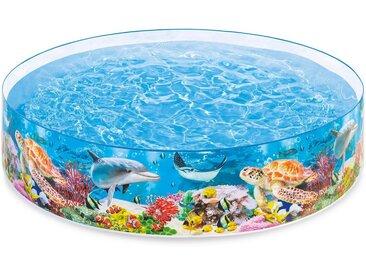 Intex Kinderpool, »Deep Blue Sea Snapset™ Pool«