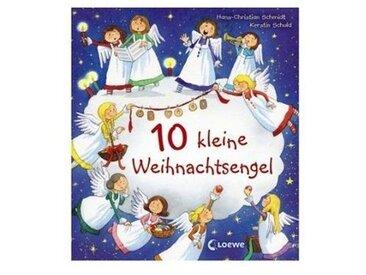 Loewe Verlag 10 kleine Weihnachtsengel