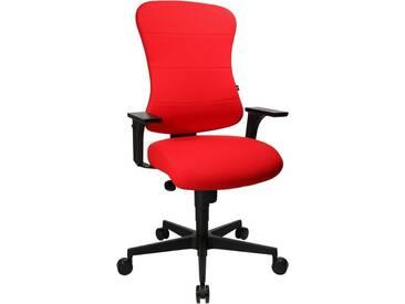 TOPSTAR Bürostuhl »Art Comfort«, rot, rot