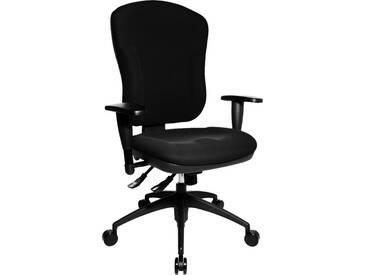 TOPSTAR Bürostuhl »Wellpoint 30 SY«, schwarz, schwarz