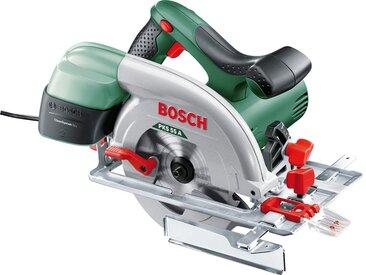 BOSCH Bosch Handkreissäge »PKS 55 A«, grün, grün