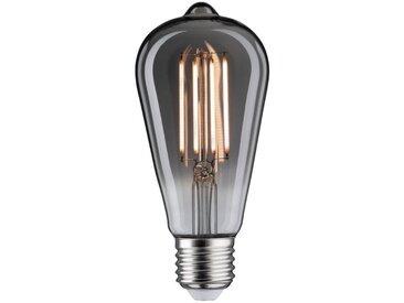 Paulmann »Vintage Speziallampen 7,5 Watt E27 Rauchglas Goldlicht dimmbar« LED-Leuchtmittel, 1 Stück