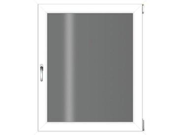 RORO Türen & Fenster RORO TÜREN & FENSTER Kunststoff-Fenster BxH: 60x90 cm, ohne Griff, weiß, rechts, weiß