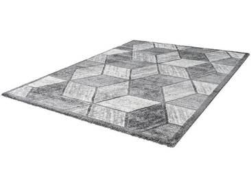 LALEE Teppich »Harmony 402«, rechteckig, Höhe 22 mm, silberfarben, 22 mm, silberfarben
