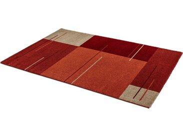 ASTRA Teppich »Samoa«, rechteckig, Höhe 20 mm, Kurzflor, rot, rot