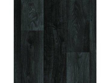 Andiamo ANDIAMO Vinylboden »PVC Auslegeware Schwarz«, in verschiedenen Breiten Meterware, schwarz, 300 cm, schwarz