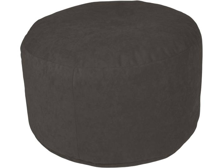 Home affaire Pouf, grau, anthrazit
