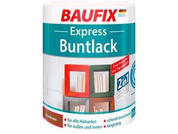 Baufix BAUFIX Acryl Buntlack »Express«, nussbraun, 1 l, braun, 1 l, braun