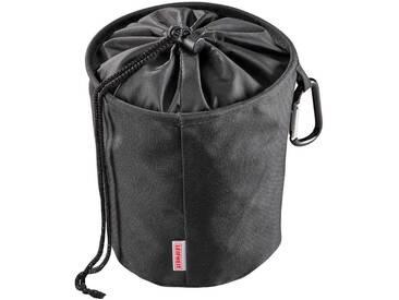 Leifheit LEIFHEIT Wäscheklammerkorb »Klammerbeutel«, Platz für bis zu 100 Klammern, schwarz, schwarz