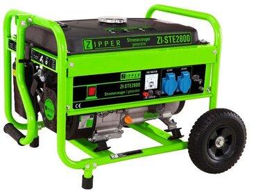 ZIPPER Zipper Stromerzeuger »ZI-STE2800«, grün, grün