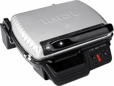 Tefal Kontaktgrill GC3050, 2000 W, 2000 Watt, silberfarben