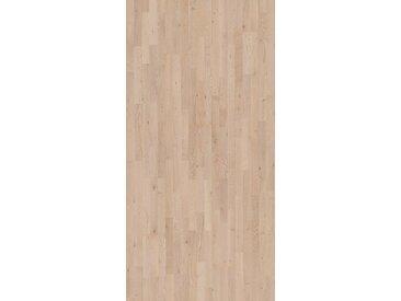 PARADOR Parkett »Eco Balance Living - Eiche gebürstet«, 2200 x 185 mm, Stärke: 13 mm, 3,66 m², braun, braun