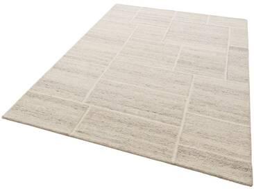 Theko Exklusiv Teppich »Mauro«, rechteckig, Höhe 14 mm, natur, 14 mm, natur