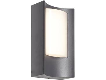 AEG Adrea LED Außenwandleuchte anthrazit, grau, anthrazit