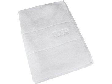 Boss Home Badetuch »PLAIN«, aus ägyptischer Baumwolle, weiß, Frottee, weiß