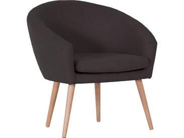 Gutmann Factory Sessel »Pietro« in toller Farbvielfalt, grau, dunkelgrau