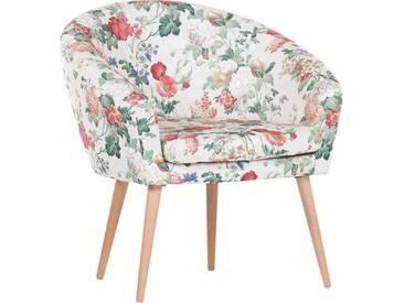 Gutmann Factory Sessel »Pietro« in toller Farbvielfalt, bunt, Blumenmuster