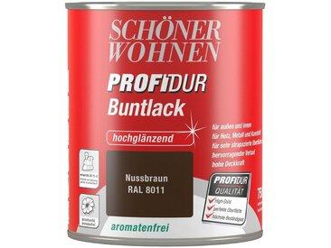 SCHÖNER WOHNEN-Kollektion Schöner Wohnen Farbe Buntlack »ProfiDur hochglänzend, 750 ml nussbraun«, braun, braun