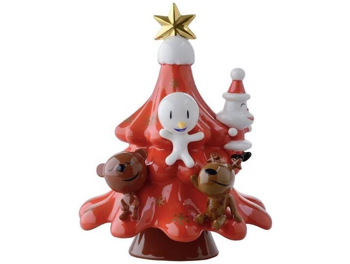 Alessi Weihnachttsschmuck Xmas Friends