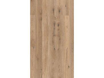 PARADOR Parkett »Classic 3060 Living - Eiche weiß«, 2200 x 185 mm, Stärke: 13 mm, 3,66 m², weiß, weiß