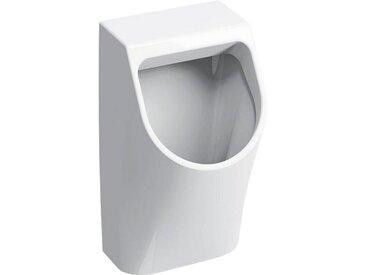 GEBERIT Urinal »Renova Plan«, Zu- und Ablauf nach hinten, weiß