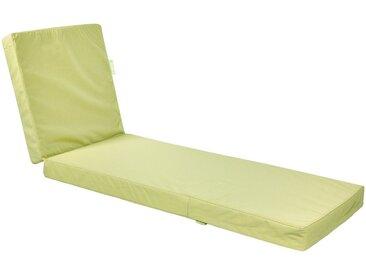 OUTBAG Auflage »Flat PLUS«, wetterfest, für den Außenbereich, B/L: 60x185 cm, grün, 1 Auflage, grün