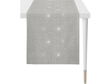 APELT Tischläufer »1712 Loft Style« (1-tlg), Jacquardgewebe, grau, grau