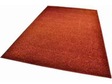 THEKO Teppich »Renzo 928«, rechteckig, Höhe 17 mm, braun, 17 mm, terra