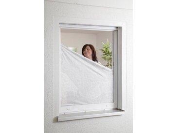 hecht international HECHT Insektenschutz-Fenster 3er-Set, weiß, 130x150 cm, weiß, Fenster, 130 cm x 150 cm, weiß