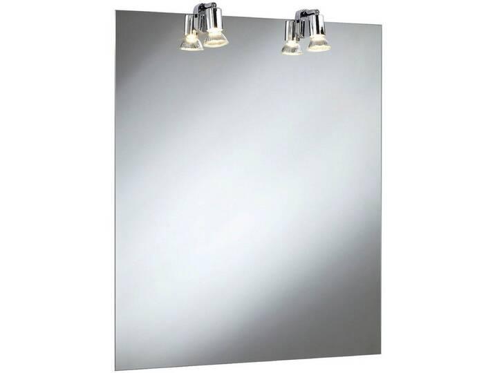 FACKELMANN Spiegel »Topline«, Breite 70 cm, weiß, neutral Weiß
