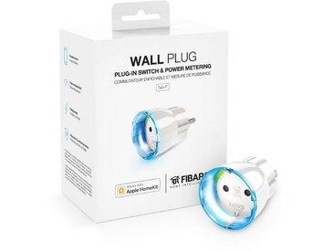 Fibaro Smart Home Zubehör »Zwischenstecker Typ F - Apple HomeKit«, weiß, Weiß