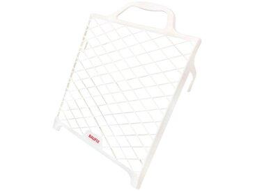 Baufix BAUFIX Abstreifgitter »Stabil«, 30 x 38 cm, weiß, weiß