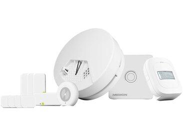 Medion® MEDION® Smart Home Starter Set für Einsteiger »P85754 (MD 90754)«, weiß, weiß