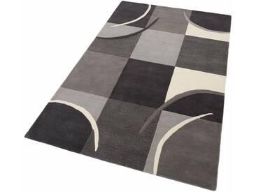 THEKO Teppich »Marco«, rechteckig, Höhe 6 mm, grau, 6 mm, grau