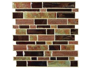 RoomMates Wandsticker Modern Long Stone Tile, 4-tlg.