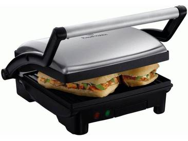 RUSSELL HOBBS Paninigrill Cook at Home 3in1 17888-56, 1800 W, edelstahlfarben