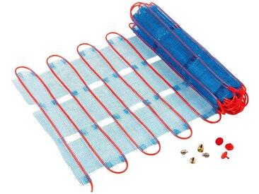 PEROBE Perobe Fußbodenheizung, Heizmatten für Warmwasseranschluss, blau, 2.5 m², 2.5 m², blau