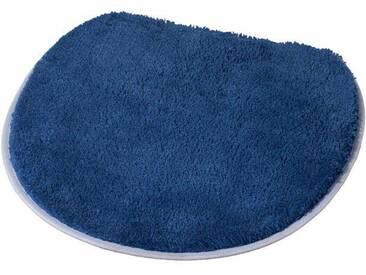 MEUSCH Badematte »Cover« , Höhe 20 mm, rutschhemmend beschichtet, blau, 20 mm, marineblau