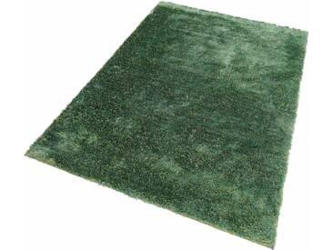 Esprit Hochflor-Teppich »New Glamour«, rechteckig, Höhe 40 mm, grün, 40 mm, grün