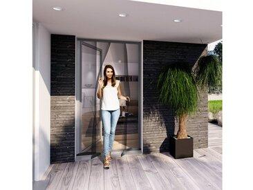 WINDHAGER Insektenschutz-Vorhang »COMFORT«, BxH: 120x250 cm, schwarz, 120 cm x 250 cm, 120 cm x 250 cm, Türen