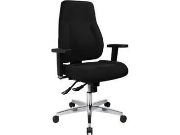 TOPSTAR Bürostuhl »P91«, schwarz, schwarz