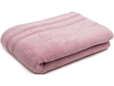 Gözze Badetuch »Monaco«, mit gewellter Bordüre, rosa, altrosa
