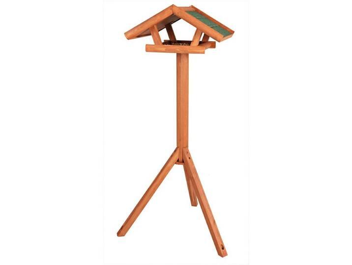 TRIXIE Vogelhaus »Giebel klein«, mit Standbein,...