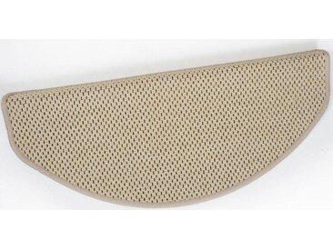 Living Line Stufenmatte »Sahara«, stufenförmig, Höhe 5 mm, natur, 5 mm, beige