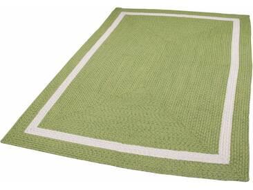 THEKO Teppich »Benito«, rechteckig, Höhe 6 mm, In- und Outdoor geeignet, grün, 6 mm, grün