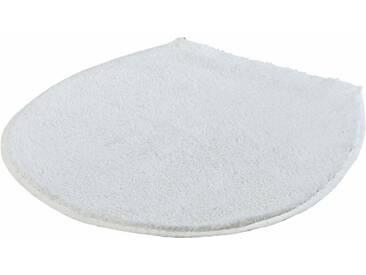 Kleine Wolke Badematte »Cotone« , Höhe 9 mm, rutschhemmend beschichtet, fußbodenheizungsgeeignet, weiß, 9 mm, schneeweiss