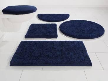 Guido Maria Kretschmer Home&Living Badematte »Jari« , Höhe 30 mm, blau, 30 mm, marine